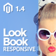 Lookbook - Responsive & Retina Magento Theme - ThemeForest Item for Sale