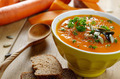 Homemade rustic pumpkin soup - PhotoDune Item for Sale