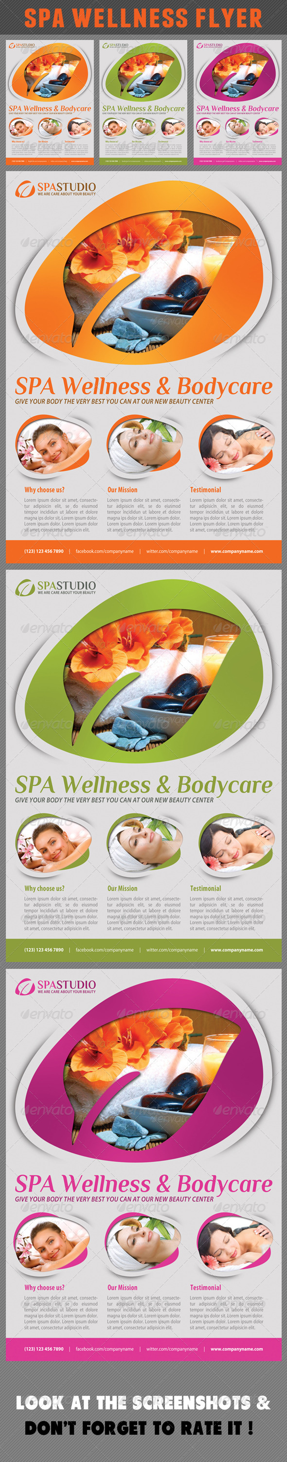 GraphicRiver Spa Studio Flyer 22 7666972