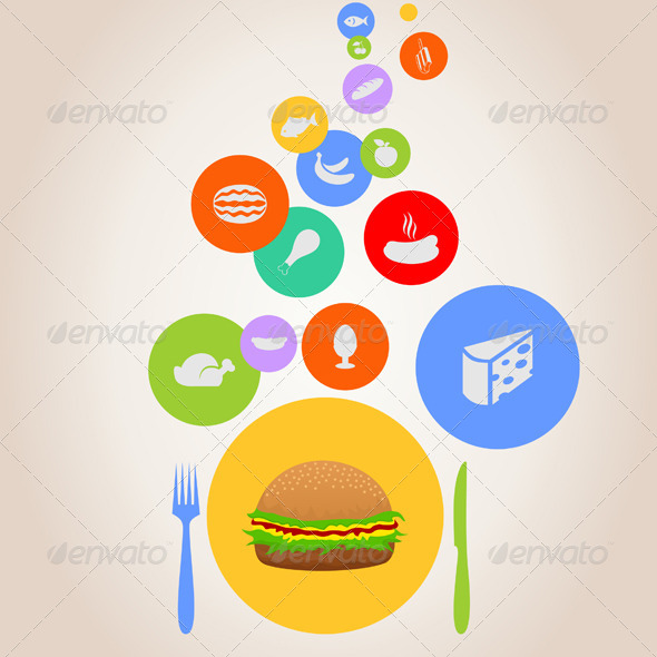 GraphicRiver Food 7666997