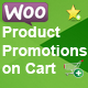 Woocommerce Product Promotions on Cart