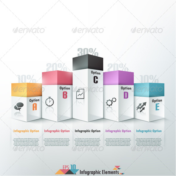 GraphicRiver Modern Infographic Options Banner 7668457