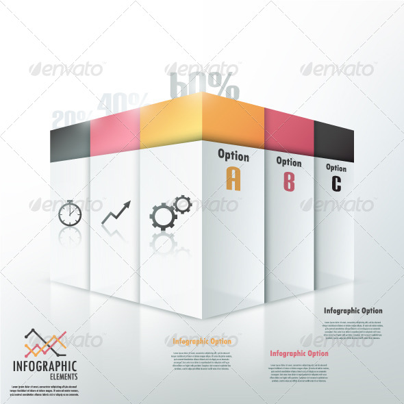 GraphicRiver Modern Infographic Options Banner 7668499