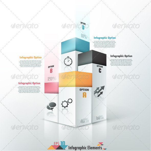 GraphicRiver Modern Infographic Options Banner 7668504