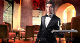 Restaurant After Effects Template