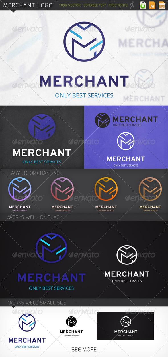GraphicRiver Merchant Logo 7668579