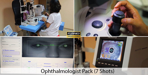 Ophthalmologist Pack