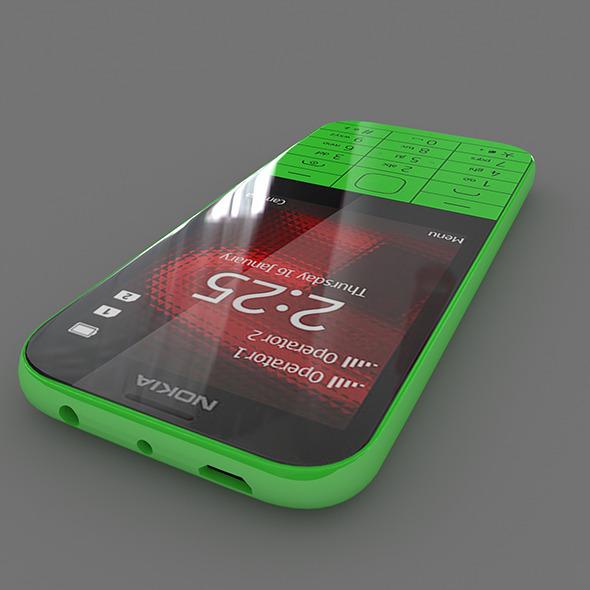 3DOcean Nokia 225 7668680
