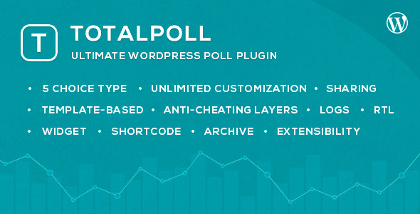 CodeCanyon TotalPoll WordPess Plugin 7647147