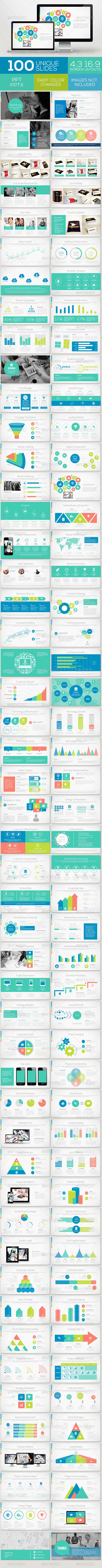 GraphicRiver Bandung Powerpoint Template Volume 4 7669388