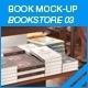 MyBook Mock-up - Bookstore Edition 03 - GraphicRiver Item for Sale