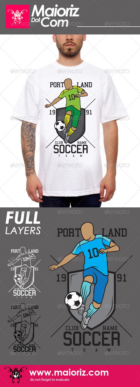 GraphicRiver Soccer Team Tshirt 7671182