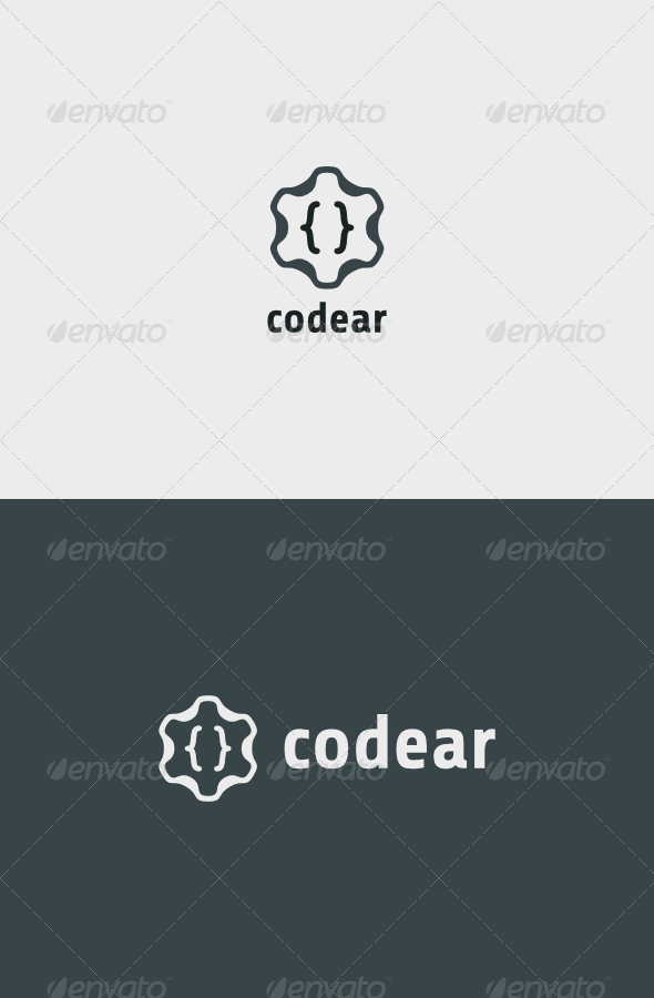 GraphicRiver Codear Logo 7671374