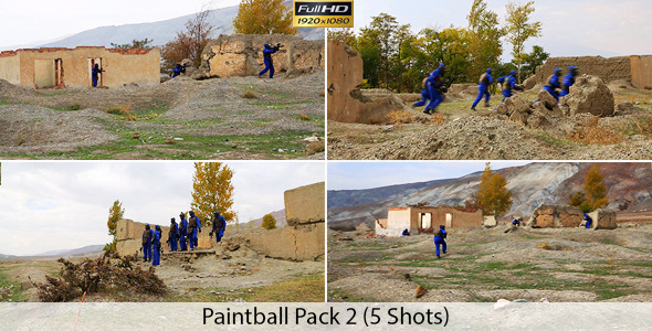 Paintball Pack 2
