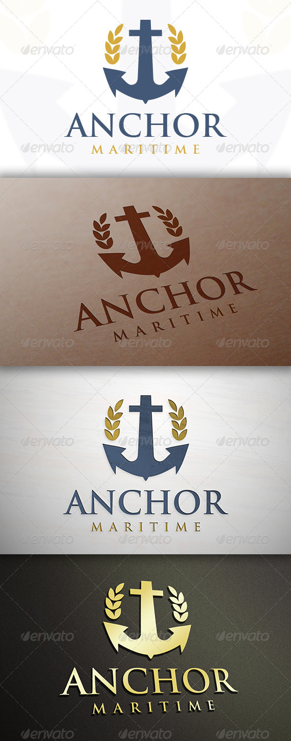 GraphicRiver Anchor Logo 7672261