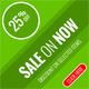 Web Banner ads Vol 2 - GraphicRiver Item for Sale