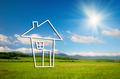 House real estate symbol concept - PhotoDune Item for Sale