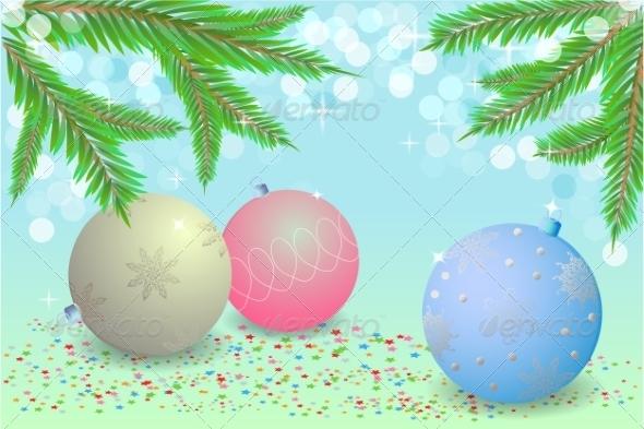 GraphicRiver Christmas 7673267
