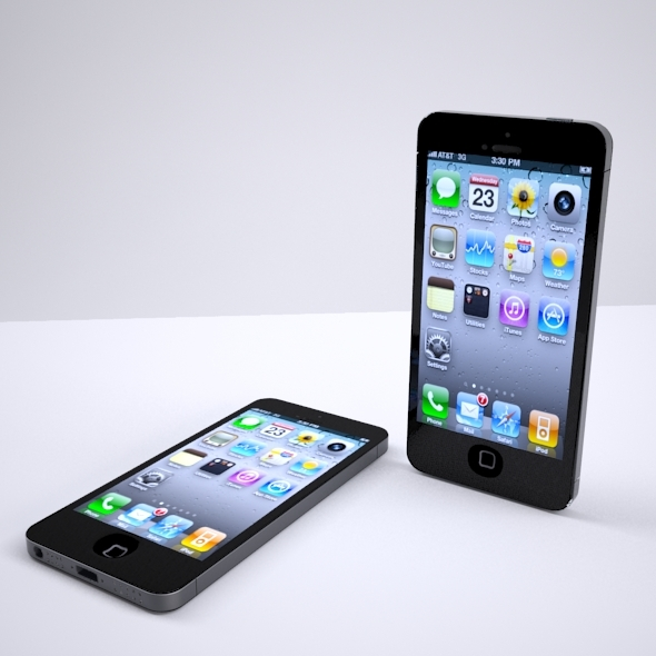 I phone - 3DOcean Item for Sale