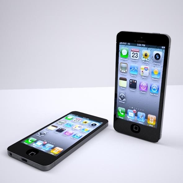 3DOcean I phone 7673579