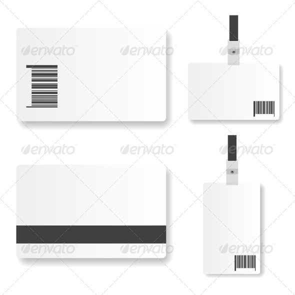 GraphicRiver Blank ID Card 7674758