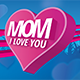 Mother´s Day Card - GraphicRiver Item for Sale