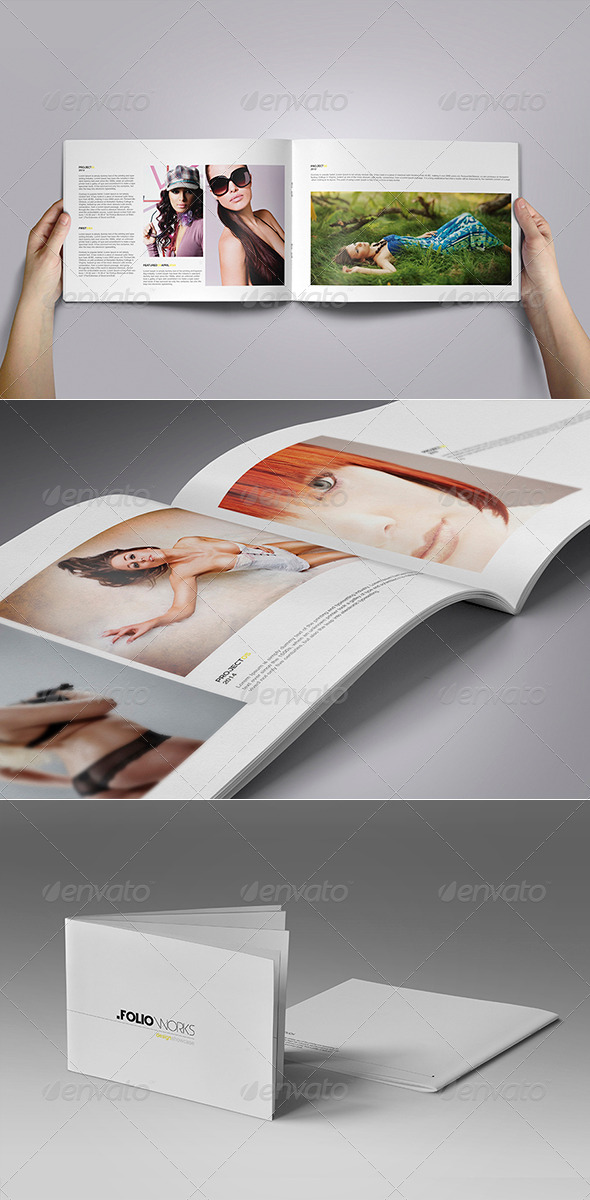 GraphicRiver FolioWorks Brochure Template 7675754