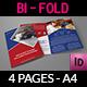 Logistic Company Brochure Bi Fold Template Vol.3 - GraphicRiver Item for Sale