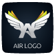 Air Logo Template - GraphicRiver Item for Sale