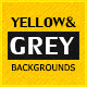 Soft Textures Backgrounds | Yellow & Grey - GraphicRiver Item for Sale