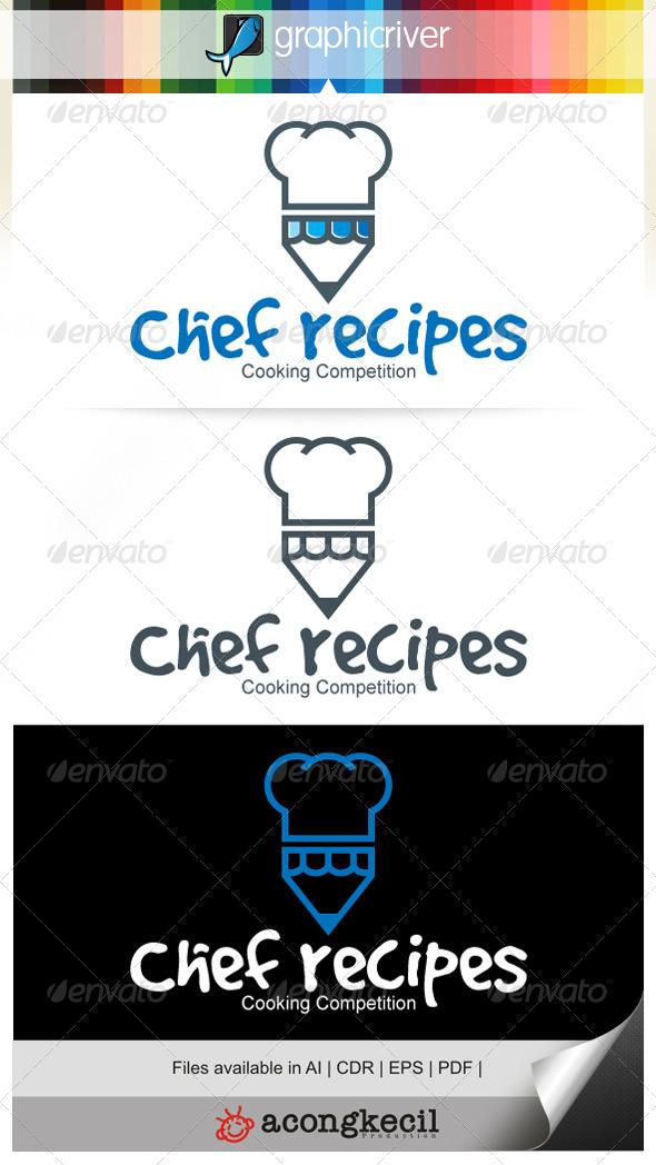 GraphicRiver Chef Recips 7678428