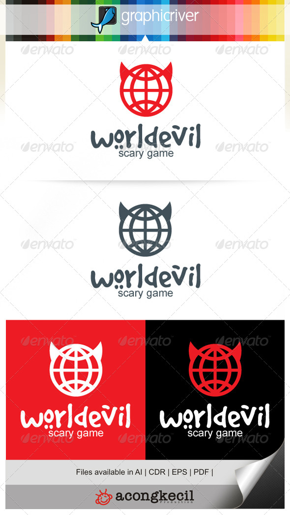 GraphicRiver World Devil 7678463