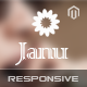 Janu - Responsive Multipurpose Magento Theme - ThemeForest Item for Sale