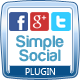 Simple Social Inbox - Facebook, Twitter, Google+ - CodeCanyon Item for Sale