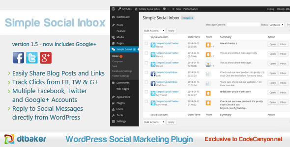 Social Inbox - Hootsuite competitor