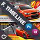 Car Wash Timeline Templates - GraphicRiver Item for Sale