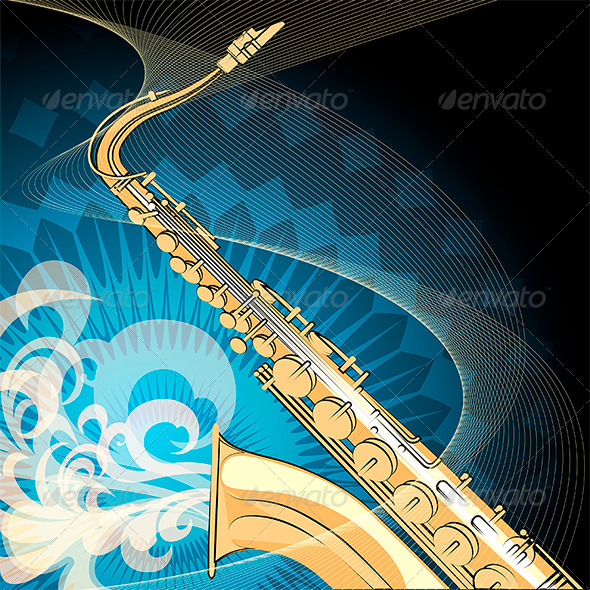 GraphicRiver The Night Music 7680021