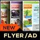 Corporate Sketch Art Multipurpose Flyer Template - GraphicRiver Item for Sale