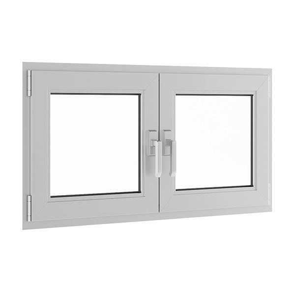 Metal Window 1180mm x 600mm - 3DOcean Item for Sale