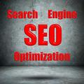 Search Engine Optimization concrete wall