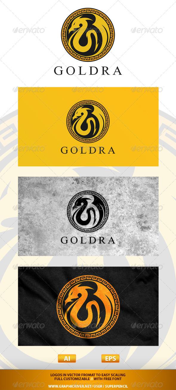Goldra Logo