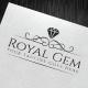 Royal Gem Logo Template - GraphicRiver Item for Sale