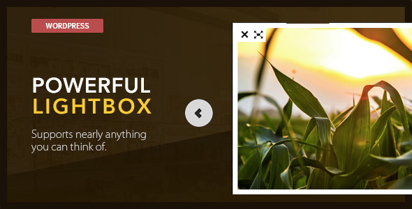 CodeCanyon WordPress Powerful Lightbox 7684093