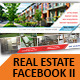 Real Estate Facebook Covers II - GraphicRiver Item for Sale