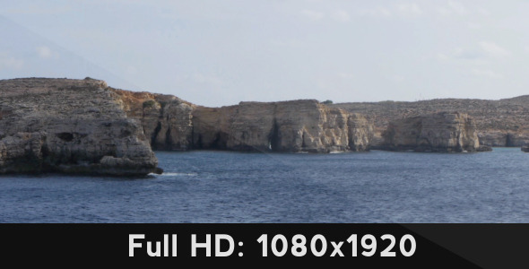 Island Caves Full HD