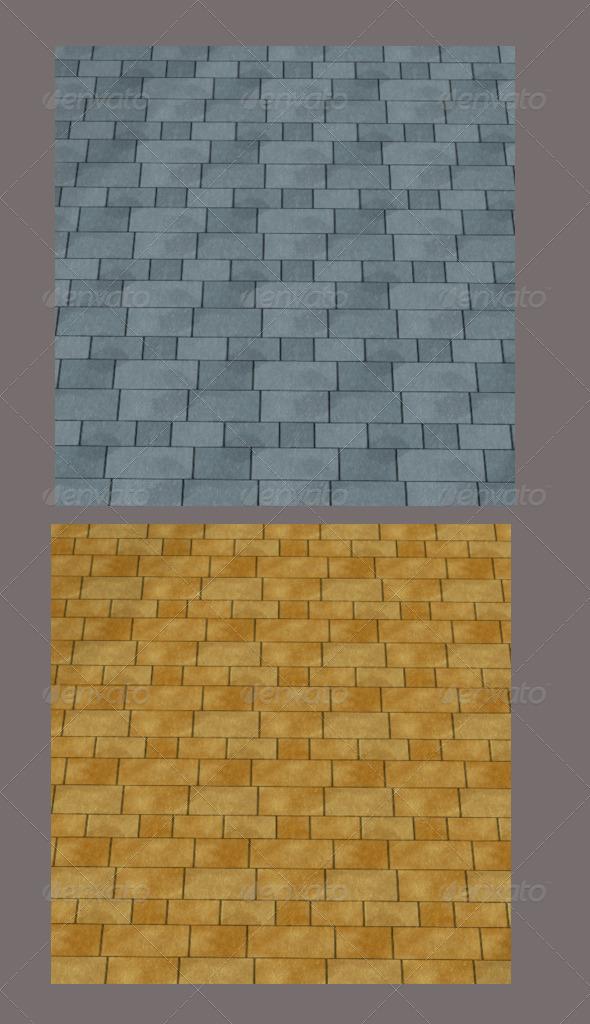 Floor Texture Tile  - 3DOcean Item for Sale