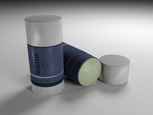3DOcean Deodorant Stick 7687385