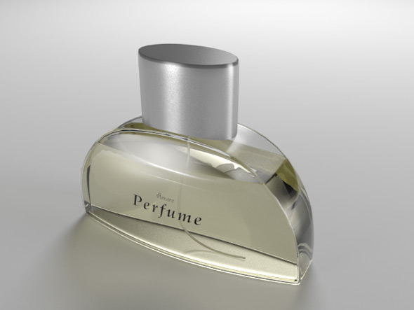 Perfume Spray Bottle - 3DOcean Item for Sale