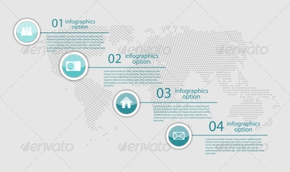 GraphicRiver Infographic Templates for Business 7687481