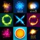 Vector Light Effects Collection - GraphicRiver Item for Sale